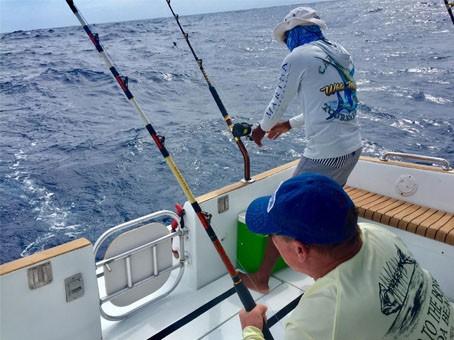 Private fishing Punta Cana