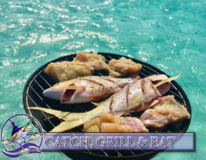 CATCH GRILL EAT
