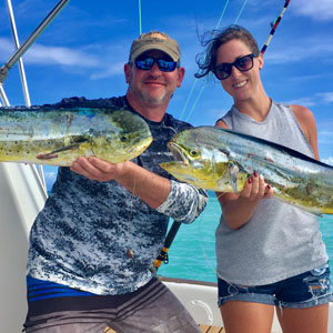 punta cana outshore fishing